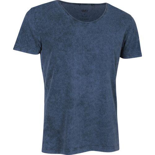 Ognx Deep-o Shirt bleached navy (blau) S
