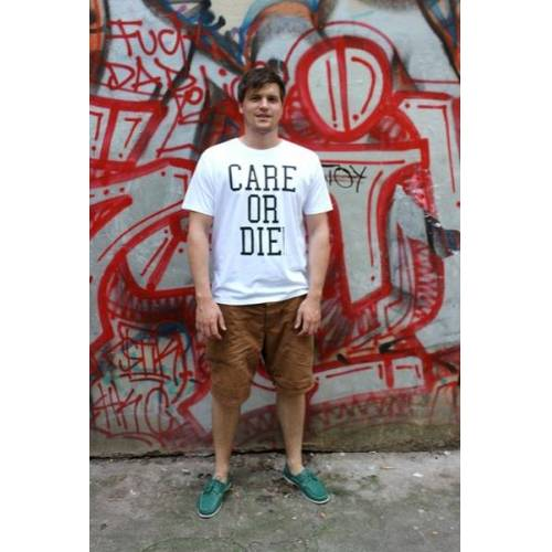 Avocado Store Care Or Die T-shirt weiss XL