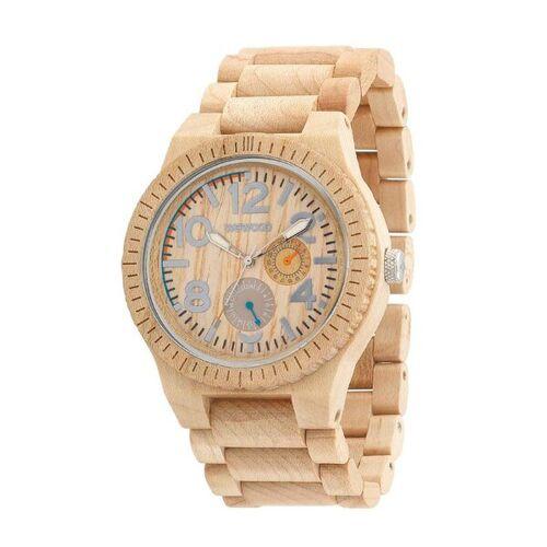 Wewood Holz-armbanduhr Kardo Beige   100% Hautverträglich beige