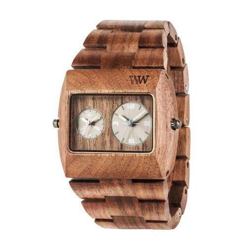 Wewood Holz-armbanduhr Jupiter Rs Nut   100% Hautverträglich