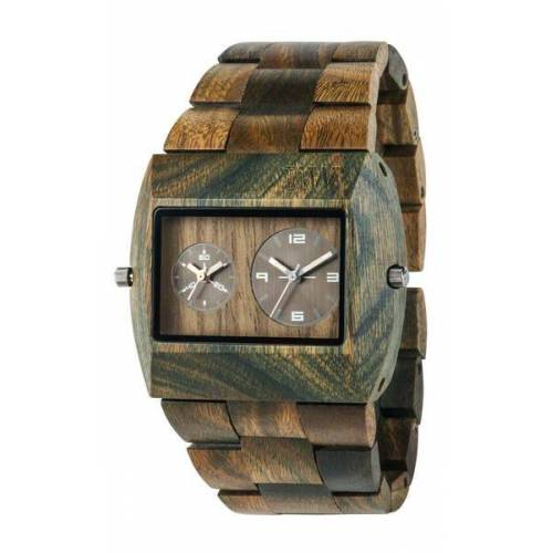 Wewood Holz-armbanduhr Jupiter Rs Army   100% Hautverträglich army