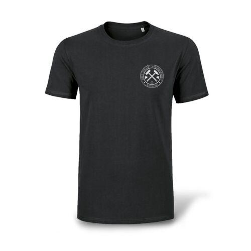 Kommabei Herren T-shirt Ruhrpott  XXL