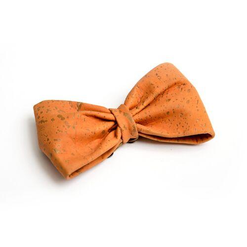 anna dezet Korkfliege Orange orange