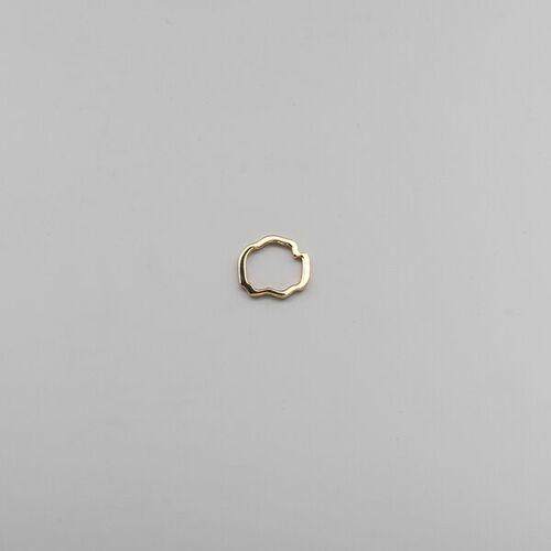 Goldmarlen Aoede Ring - Glänzend gold L