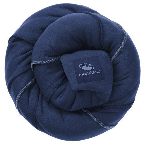 manduca Neu -Babytragetuch Manduca Sling Neue Farben 100 % Bio Baumwolle navy