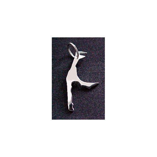 S.W.w. Schmuckwaren Sylt Kettenanhänger In 925 Silber silber