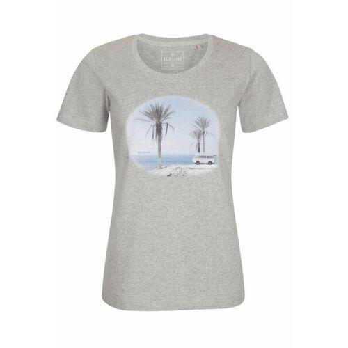 Elkline Damen T-shirt Inmymind grau 44