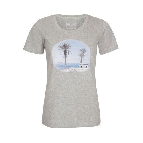Elkline Damen T-shirt Inmymind grau 50