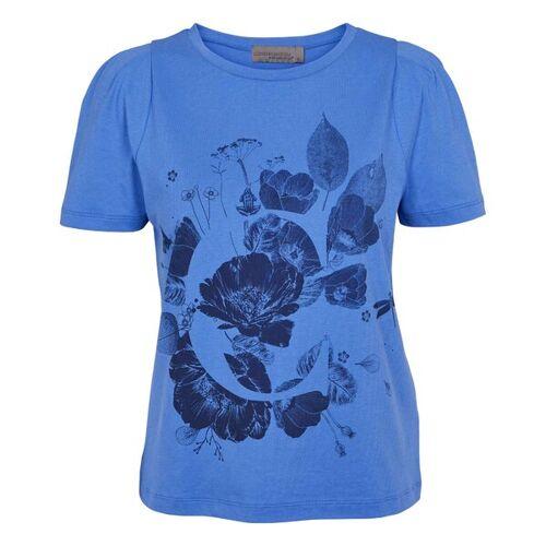 Conservandum T-shirt kristallblau S