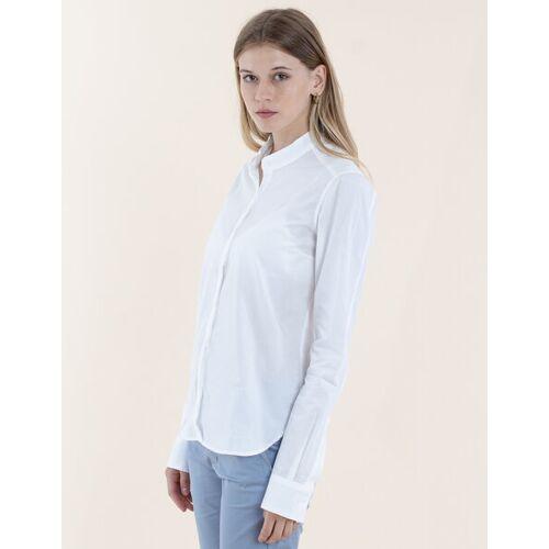 Re-Bello Pepita Damen Bluse Aus Bio Baumwolle  XL
