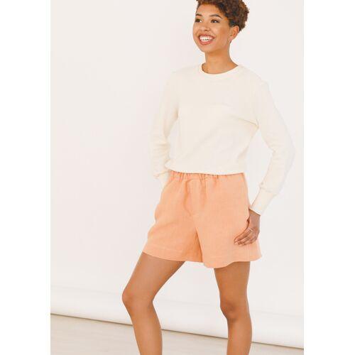 Daniela Salazar Hanf Shorts Eva Pfirsich pfirsich S