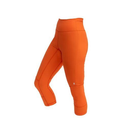 MONTREET Rizinus Legging*3/4 I Unisex orange XS