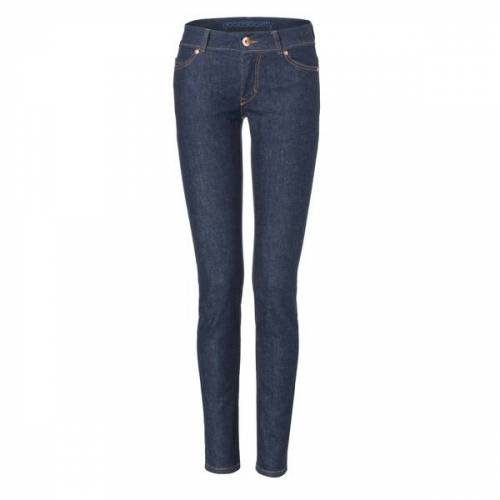 goodsociety Womens Slim Jeans Raw One Wash jeans 33/34