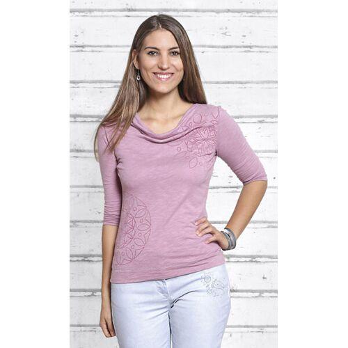 The Spirit of OM Shirt 3/4 Arm - Surya Rosenquarz rosenquarz XS