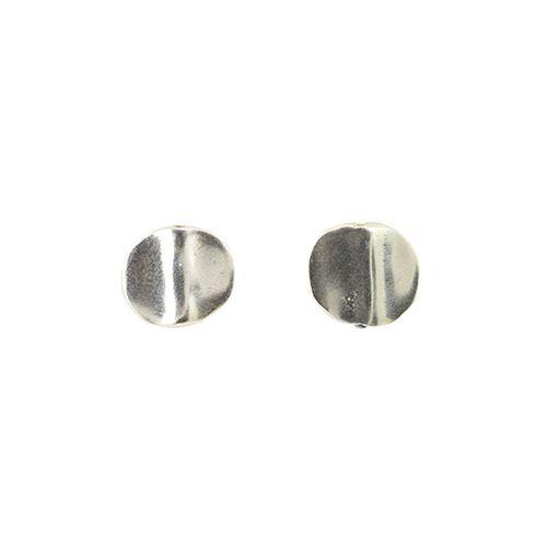GLOBO Fair Trade Ohrstecker Macawi, 925er Silber, Nickelfrei, Handmade silber
