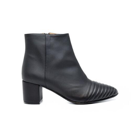 Nae Vegan Shoes Nae Marta - Vegane Damen Stiefel schwarz 37