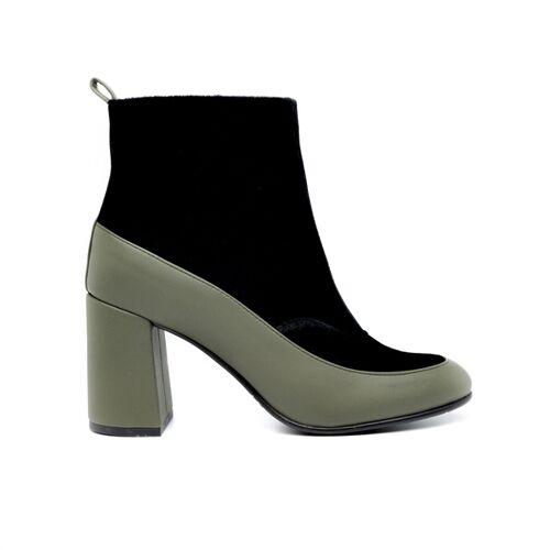 Nae Vegan Shoes Nae Paula - Vegane Damen Stiefel grün 36
