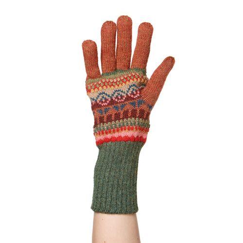 Apu Kuntur 100% Alpaka-handschuhe Aus Peru  S