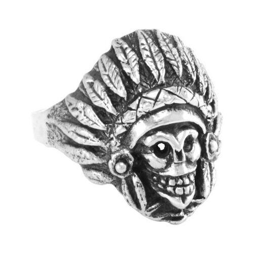 """pakilia Ring """"Cacique""""  amekanische ringgrösse 14"""