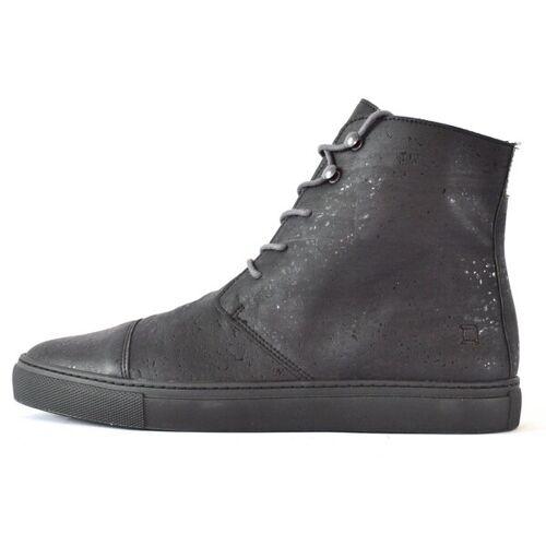 SORBAS '70 Kork Boots Black black 45