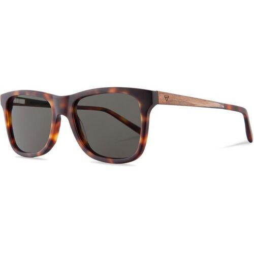 Kerbholz Justus Sonnenbrille Aus Holz braun
