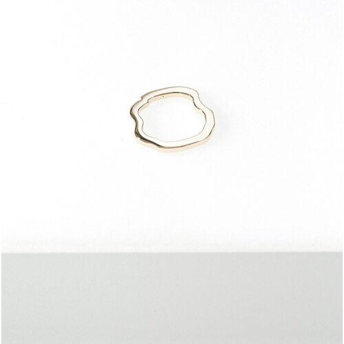 Goldmarlen Elara Ring - Glänzend gold S