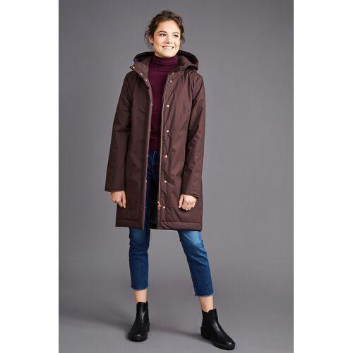 LangerChen Winterjacke - Coat Ariza dunkelrot (mahogany) M