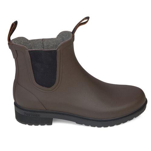 Tretorn Chelsea Gummistiefel - Chelsea Wool braun (brown) 38