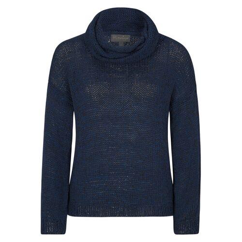 Himalaya Pullover Handgestrickt Aus Wolle Und Seide  XL
