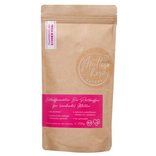 Mutterherzkaffee Durch Co2 Entkoffeinierter Kaffee kaffee