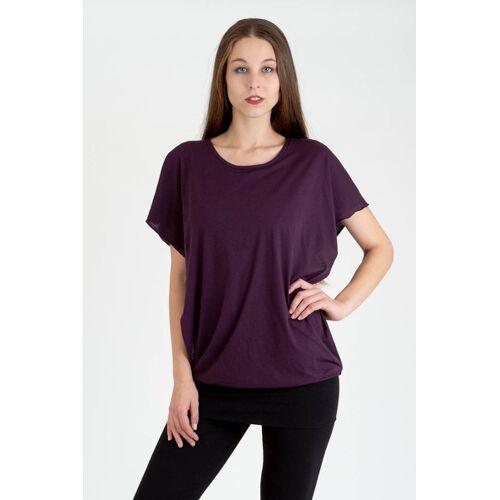 Ajna T-shirt Capucha violett S