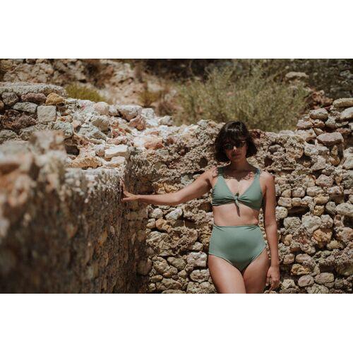 Anekdot Bikini Top Line green XS