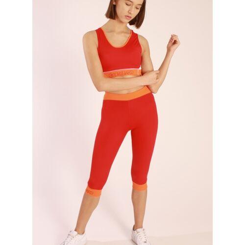 Bodyguard Capri - Legging - Stratoni rot xs/34