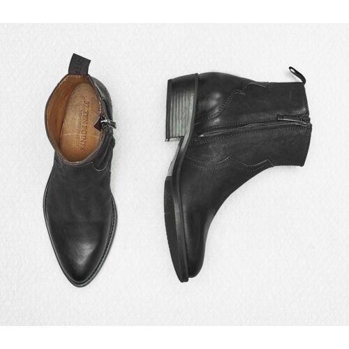 Ten Points Jessie Boots, Vegetabil Gegerbtes Leder, Westernboots  41