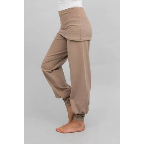 Breath of Fire Sohang Yogahose taupe M