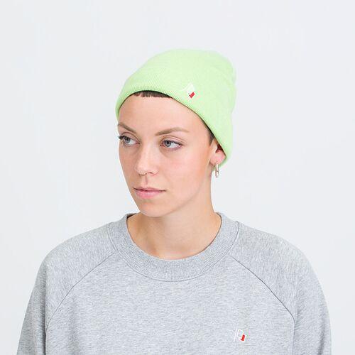 HAFENDIEB Flagge Mütze grün