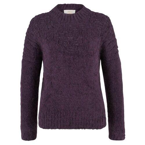 INTI Knitwear Pullover Handgestrickt Aus Baby-alpaka  S