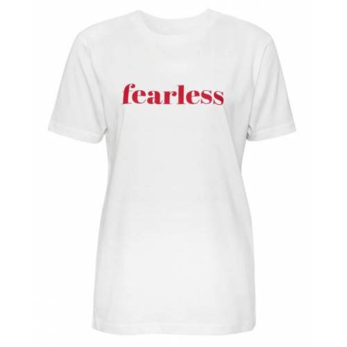 Natural Born Yogi Statement Yoga T-shirt Fearless  M