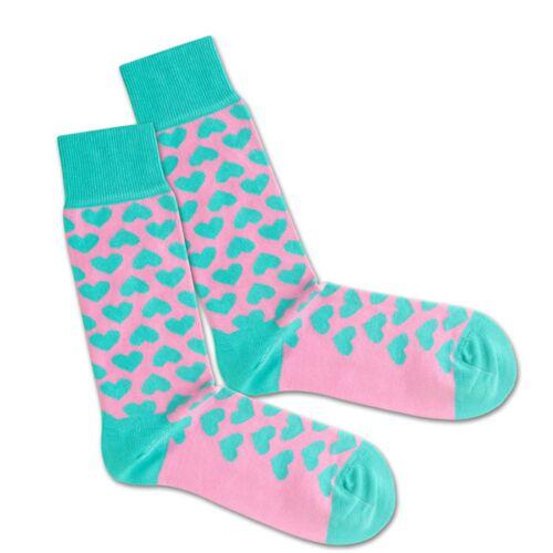 Dilly Socks Socken - Crazy In Love pink 36-40