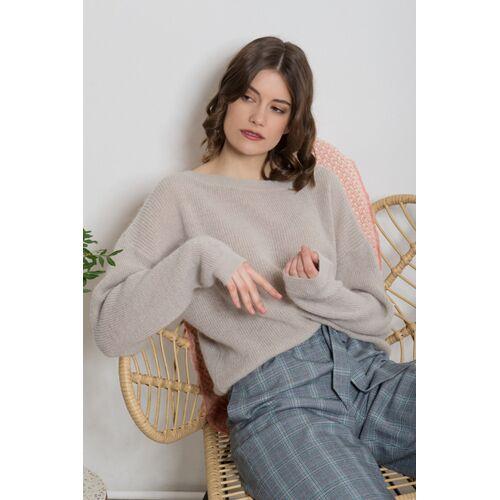ME&MAY Pullover Elena Aus Alpakawolle beige s(36)