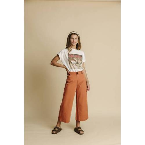 thinking mu Hose Damen - Elephant orange (teracotta) L