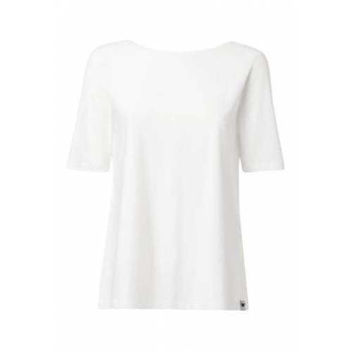 Lovjoi T-shirt Hydrangea white XS