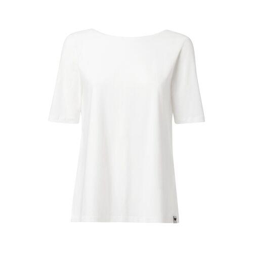 Lovjoi T-shirt Hydrangea white XL