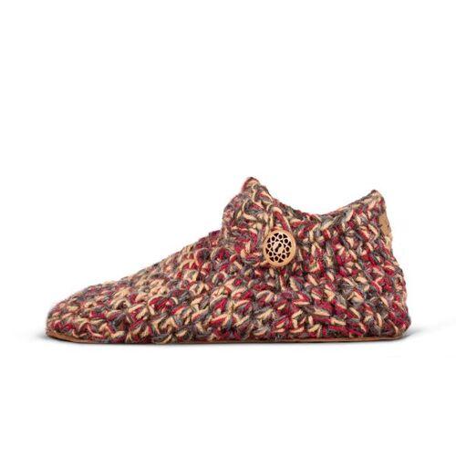 Kingdom Of Wow - Damen Hausschuhe Ankle-boots herbst 40-41