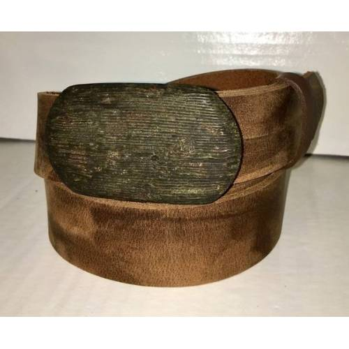 SaSch belt & bags Teneriffa - Handgemachter Ledergürtel teneriffa 100 cm