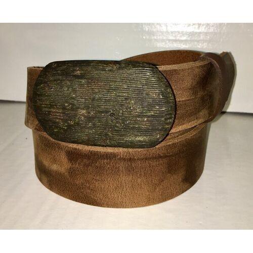 SaSch belt & bags Teneriffa - Handgemachter Ledergürtel teneriffa 115 cm