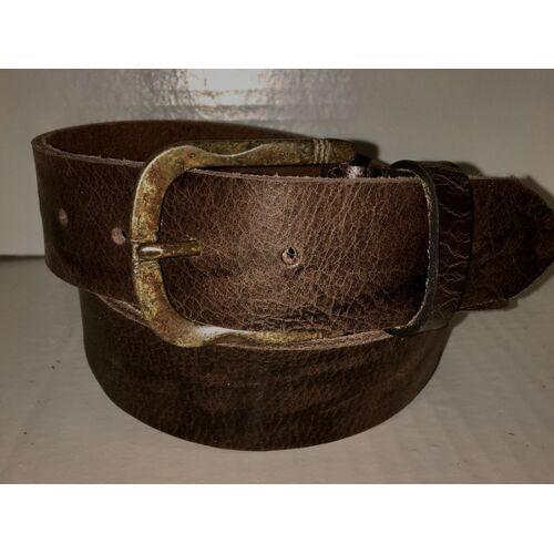 SaSch belt & bags Titanic - Handgemachter Ledergürtel titanic 100 cm