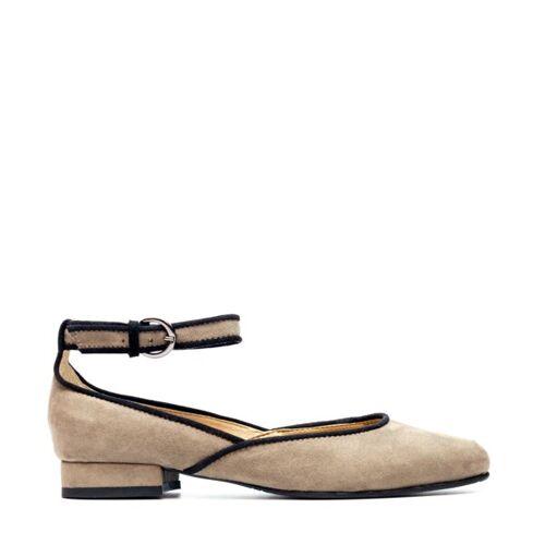 Nae Vegan Shoes Nae Leen - Vegane Ballerinas grau 40
