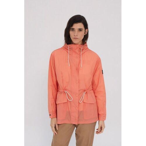 ECOALF Mokai Windbreaker Woman peach (orange) L