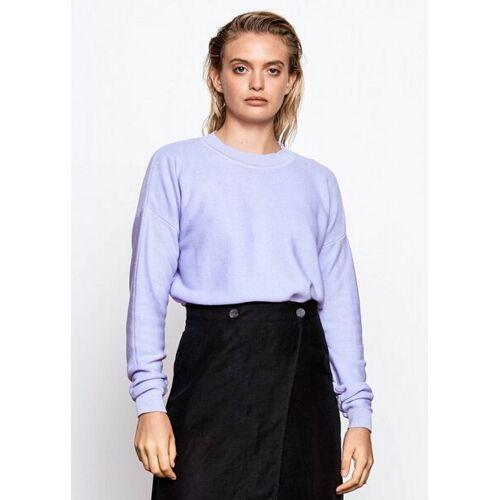 Maska Sweater - Nela syringa lilac (lila) S